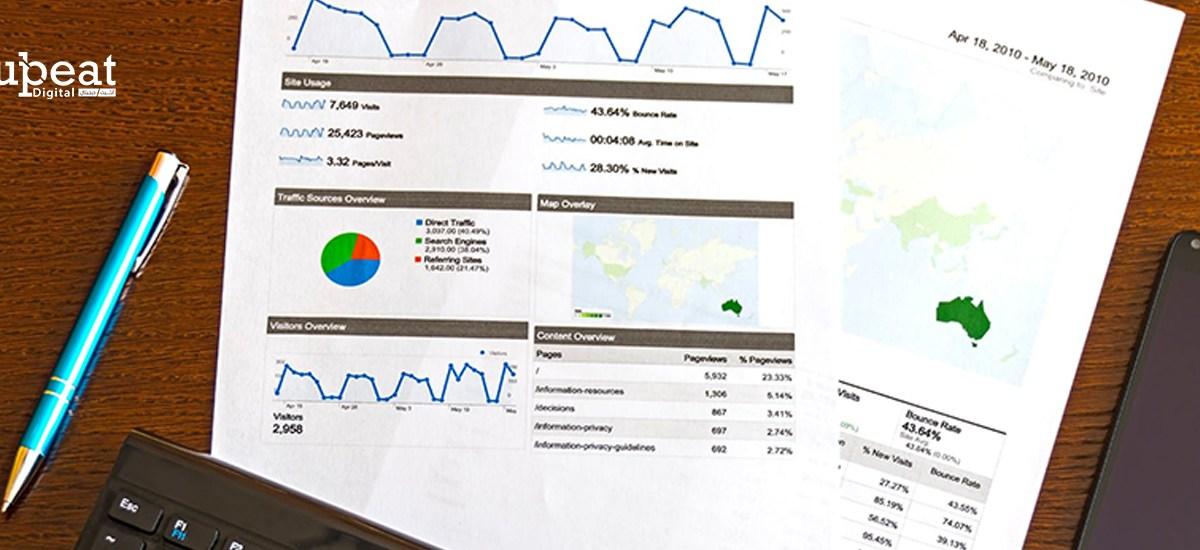 تسجيل حساب على Google Analytics