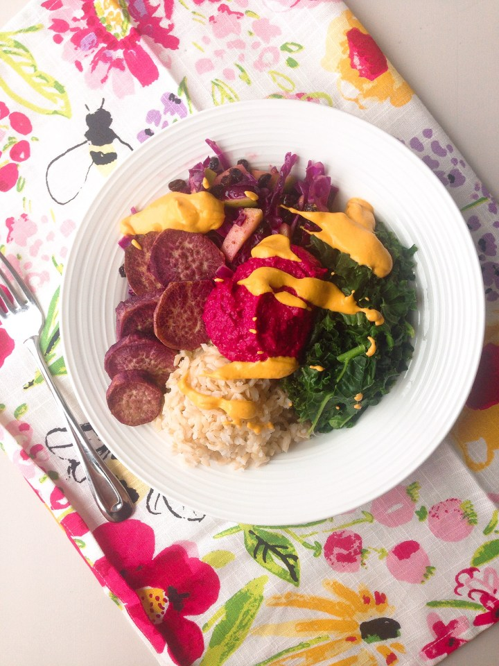 Mystic Bowls Vegan Recipe