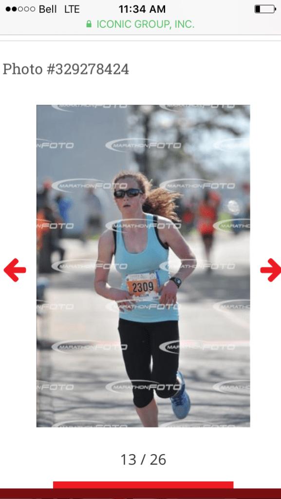 half marathon race photo