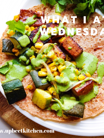 what i ate wednesday for pinterest