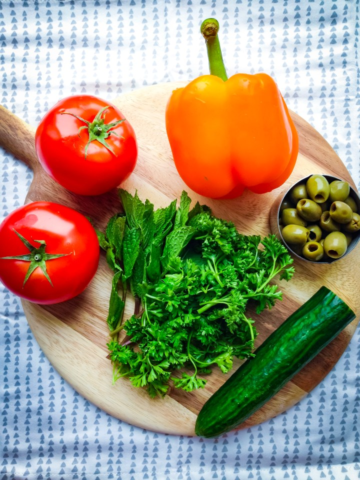 Vegan Greek Pasta Salad Recipe