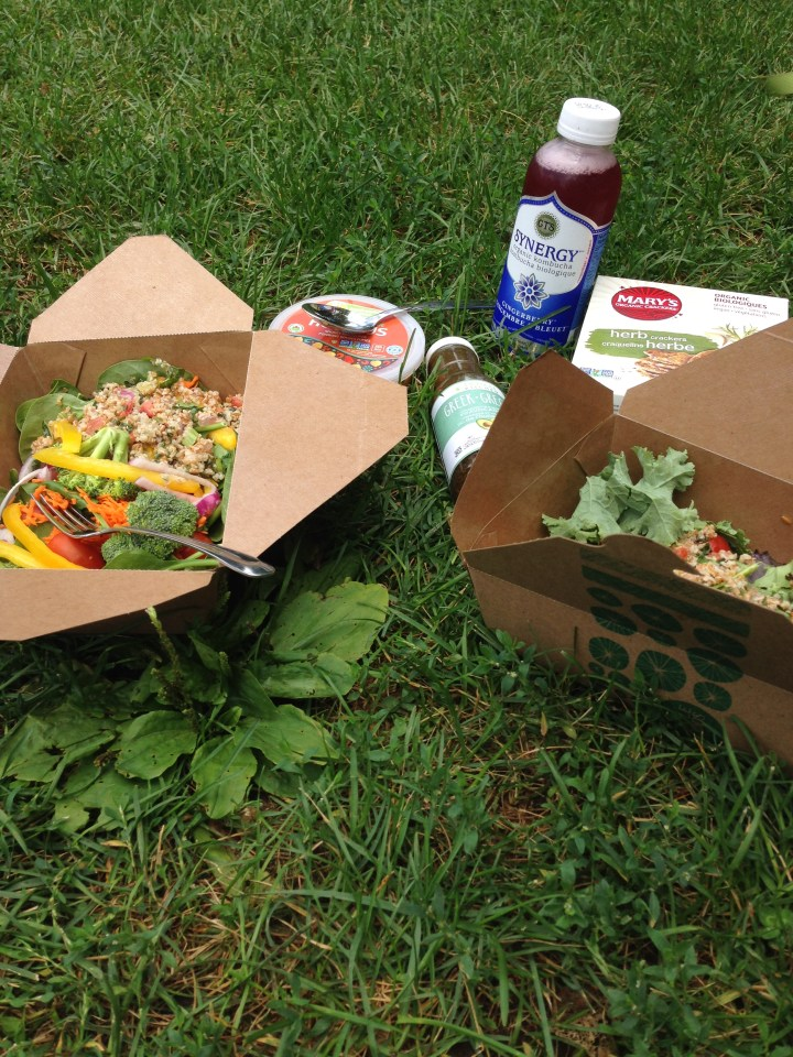 August Coffee Date // Whole Foods Picnic