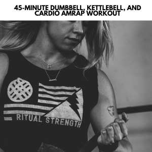 image displaying a fit woman in a tank top tightening grips around her wrists as a featured image for this post