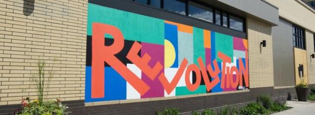 Revolution murale