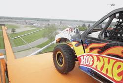 Hot Wheels Truck Jump