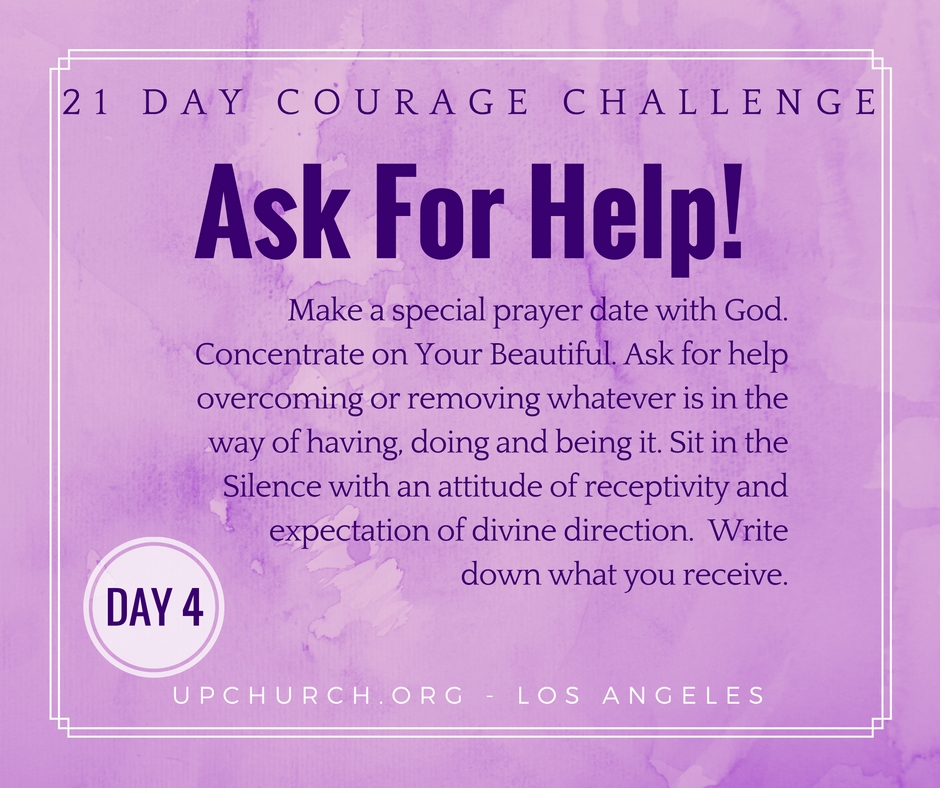21 Day Courage Challenge | Day 4 Motivation