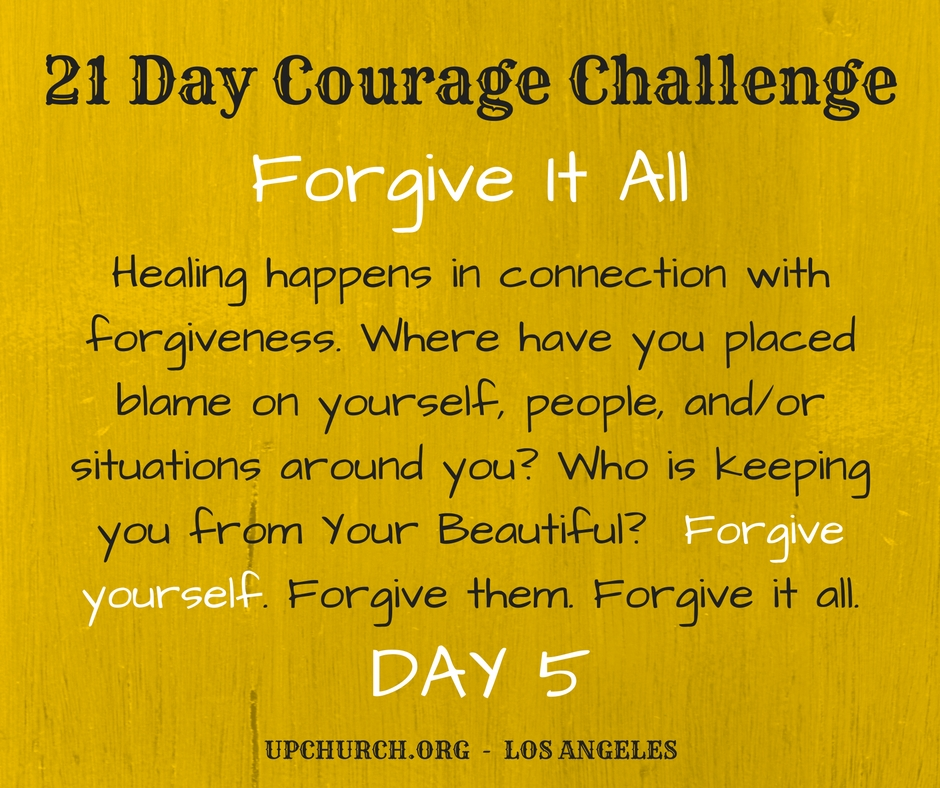 21 Day Courage Challenge | Day 5 Motivation