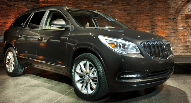 2020 Buick Enclave Redesign, Interiors and Exteriors