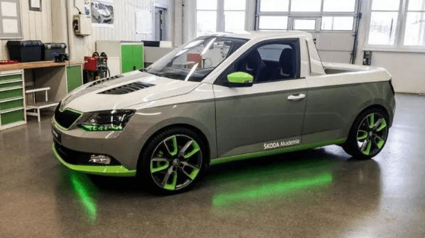 Skoda Pickup Truck Exteriors, Specs and Styling