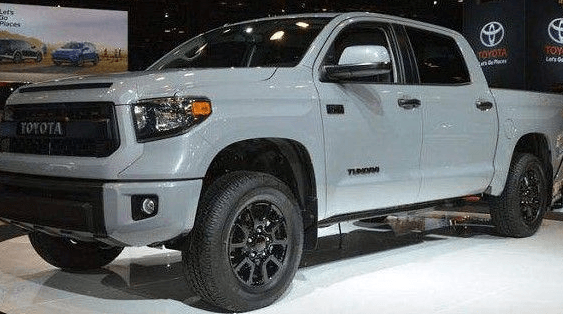 2021 Toyota Tundra Diesel Changes, Powertrain and Redesign