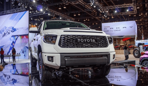 2021 Toyota Tundra Diesel Price, Powertrain and Redesign