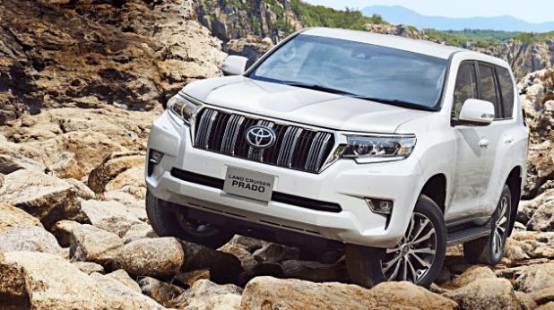 2021 Toyota Land Cruiser Prado Interiors, Exteriors and Release Date