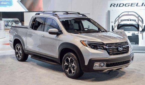 2021 Honda Ridgeline Hybrid Interiors, Changes and Release Date
