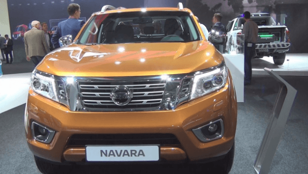 2021 Nissan Navara NP300 Price, Redesign And Release Date