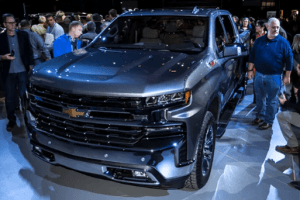 2021 Chevy Silverado HD Look, Rumors and Price