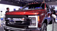 2021 Ford F250 King Ranch Exteriors, Engine and Powertrain
