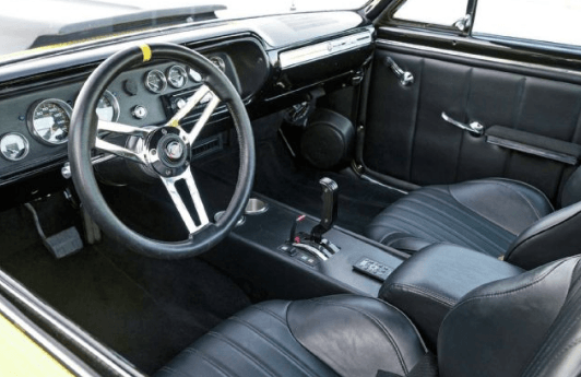 2021 Chevy El Camino Interiors, Specs and Release Date