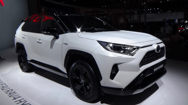 2021 Toyota RAV4 Styling, Redesign and Price