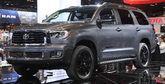 2021 Toyota Sequoia TRD Sport Redesign, Rumors and Price