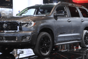 2021 Toyota Sequoia TRD Sport Redesign, Rumors and Price