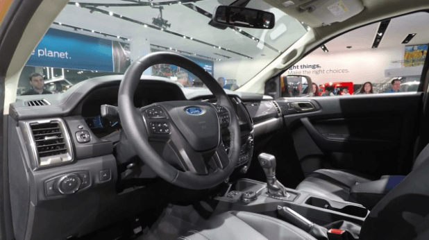 2021 Ford Ranger USA Redesign, Interiors And Exteriors