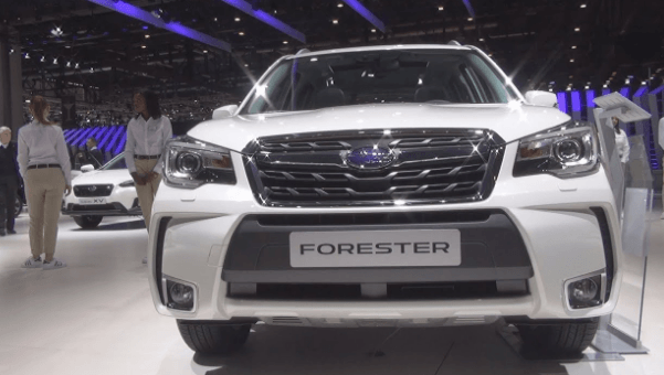 2020 Subaru Forester Redesign Interiors And Release Date