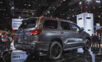 2021 Toyota Sequoia Interiors, Exteriors and Price