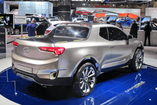 2021 Hyundai Santa Cruz Changes, Specs and Engine