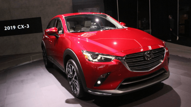 2020 Mazda CX-3 Interiors, Exteriors and Release Date