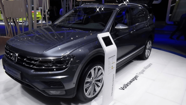 2021 VW Tiguan Redesign, Price and Specs