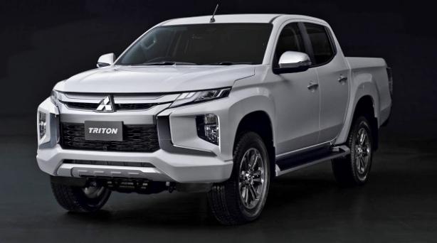2021 Mitsubishi Triton Redesign, Specs and Release Date