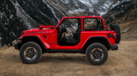 2021 Jeep Wrangler Interiors, Specs and Release Date