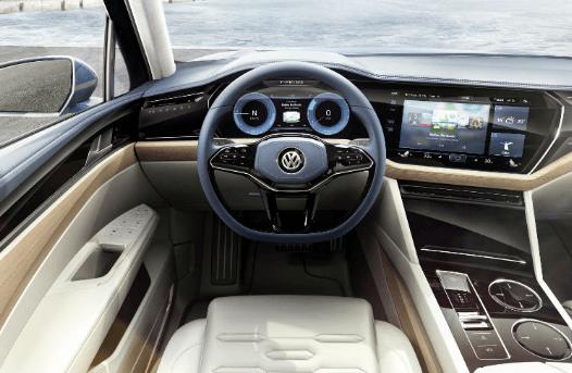 2021 VW Touareg Engine, Powertrain and Redesign