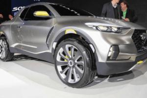2021 Hyundai Santa Cruz Pickup Changes, Specs and Release Date