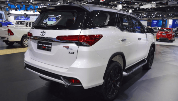 2021 Toyota Fortuner Redesign Price And Release Date