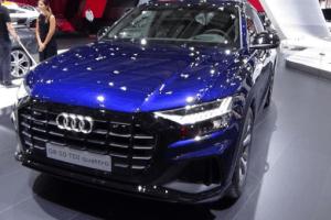 2020 Audi Q8 Interiors, Rumors and Release Date
