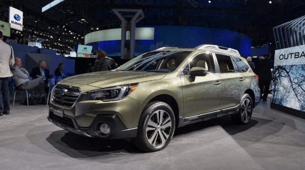 2020 Subaru Outback Hybrid Interiors Concept And Redesign