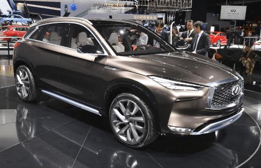2021 Infiniti QX60 Interiors, Extreiors and Price