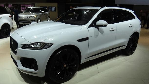 2020 Jaguar F-Pace Interiors, Exteriors and Engine