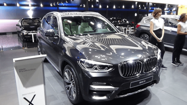 2021 BMW X3 Interiors, Exteriors and Powetrain