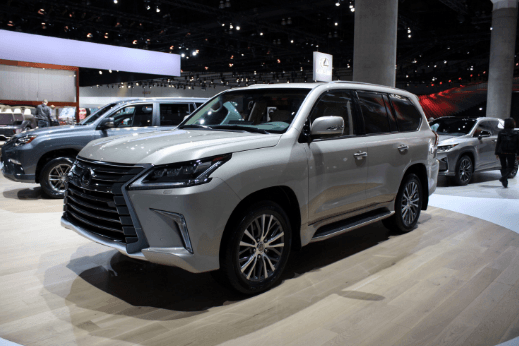 2020 Lexus LX 570 Changes, Specs and Redesign