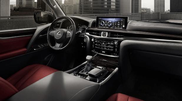 2020 Lexus LX 570 Redesign, Engine, Specs >> 2020 Lexus Lx 570 Changes Specs And Redesign