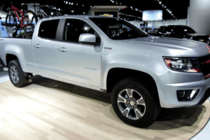 2021 Chevy Colorado ZR1 Interiors, Changes and Release Date