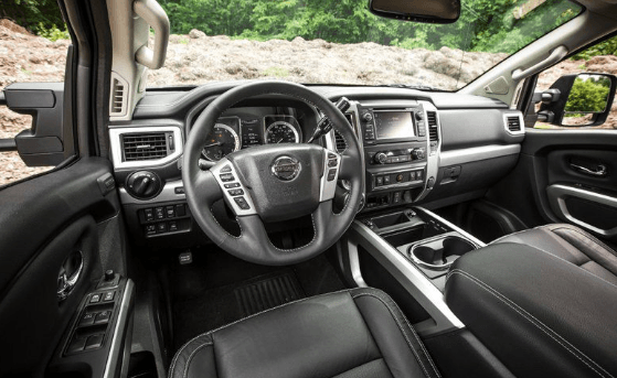 2021 Nissan Titan Changes, Interiors and Redesign