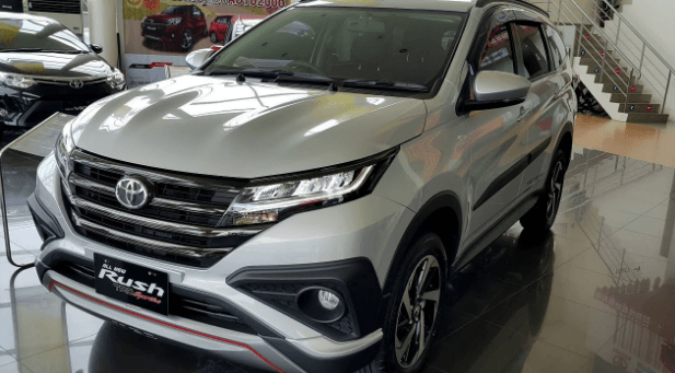 2020 Toyota Rush Rumors, Price and Redesign