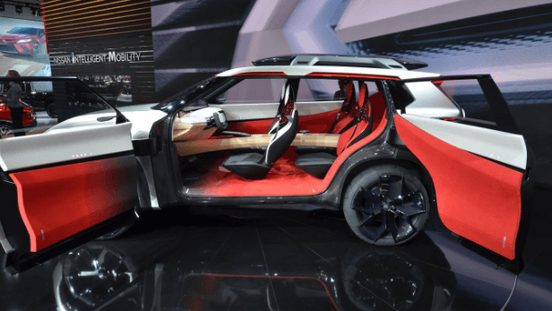 2021 Nissan Xmotion SUV Price, Specs and Release Date