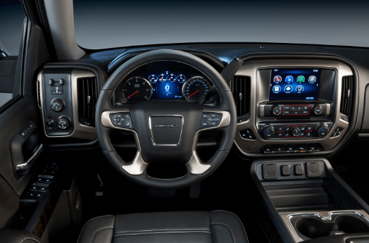 2021 GMC Sierra 1500 Interiors, Exteriors And Release Date