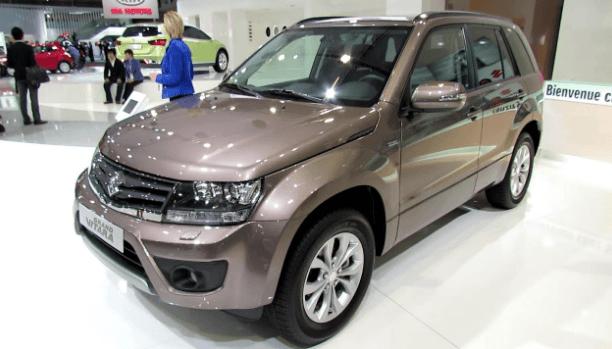 2021 Suzuki Grand Vitara Rumors, Styling and Price2021 Suzuki Grand Vitara Rumors, Styling and Price