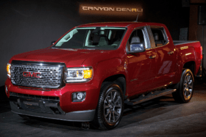 2021 GMC Canyon Changes, Specs and Redesign