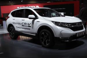 2020 Honda CR-V Redesign, Engine and Rumors